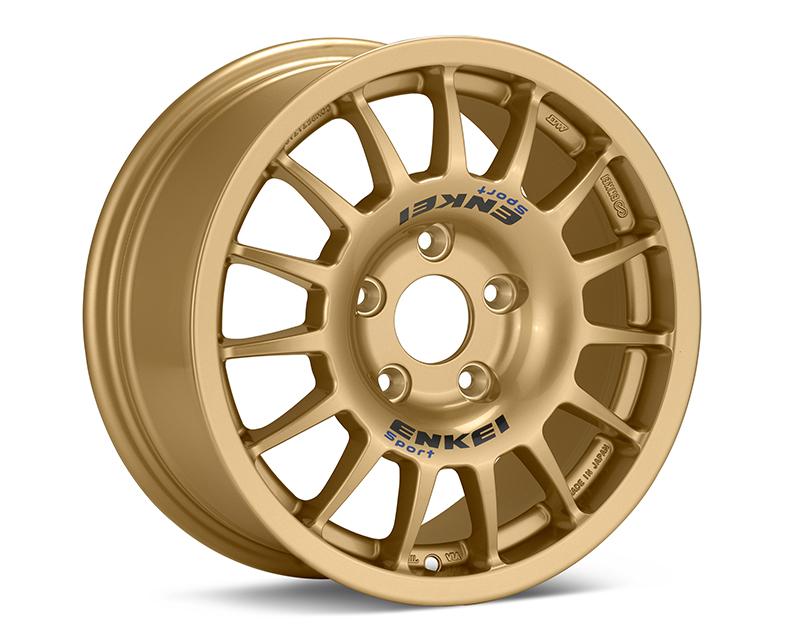 Enkei RC-G4 Wheel Racing Series Gold 15x7 5x100 50mm - 463-570-8050GG