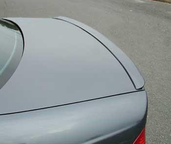 Racing Dynamics Rear Lip-Style Spoiler BMW E36 3-Series | E39 5-Series 92-04 - 121 14 36 012