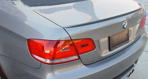 Racing Dynamics Rear Lip Spoiler BMW E90 3-Series 4-Door 05-13 - 121 14 90 100