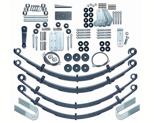 Rubicon Express 4.5 Inch Extreme-Duty Suspension Jeep Wrangler YJ 87-95 - RE5520