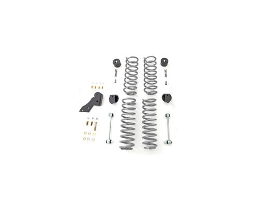 Rubicon Express 2.5-Inch Standard Coil Suspension System - No Shocks Jeep JK Wrangler 4 Door 07-12 - RE7141