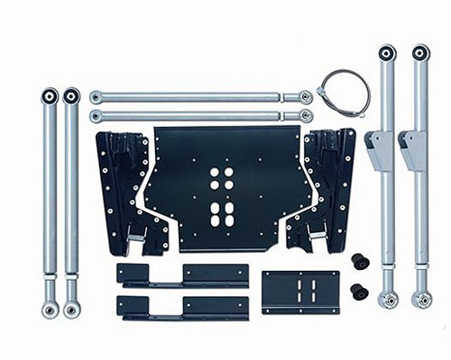 Rubicon Express Extreme-Duty Long Arm Suspension Upgrade Jeep Wrangler 97-02 - RE7230