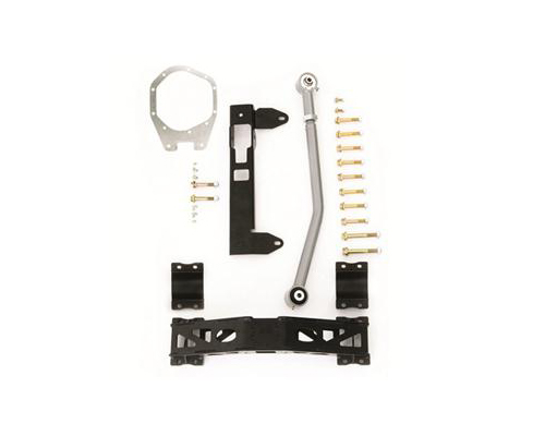 Rubicon Express Extreme-Duty Long Arm Suspension System Jeep JK Wrangler 07-12 - RE7333