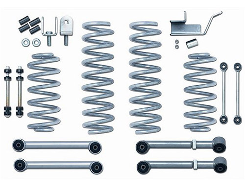 Rubicon Express 3.5 Inch Super-Ride Suspension Jeep Grand Cherokee ZJ 93-98