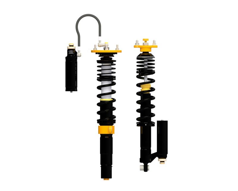 AST 5200 Series Monotube Coilovers w/Springs Springs BMW E46 3 Series non M3 00-05 - RIV-B1101S