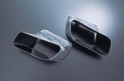 R Magic Front Bumper|Air Duct 01 Mazda RX-7 FD3S 93-02 - RMG40121170001