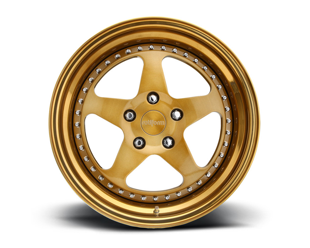 Rotiform ROC 3-Piece Forged Concave Center Wheels - ROC-3PCFORGED-CONCAVE