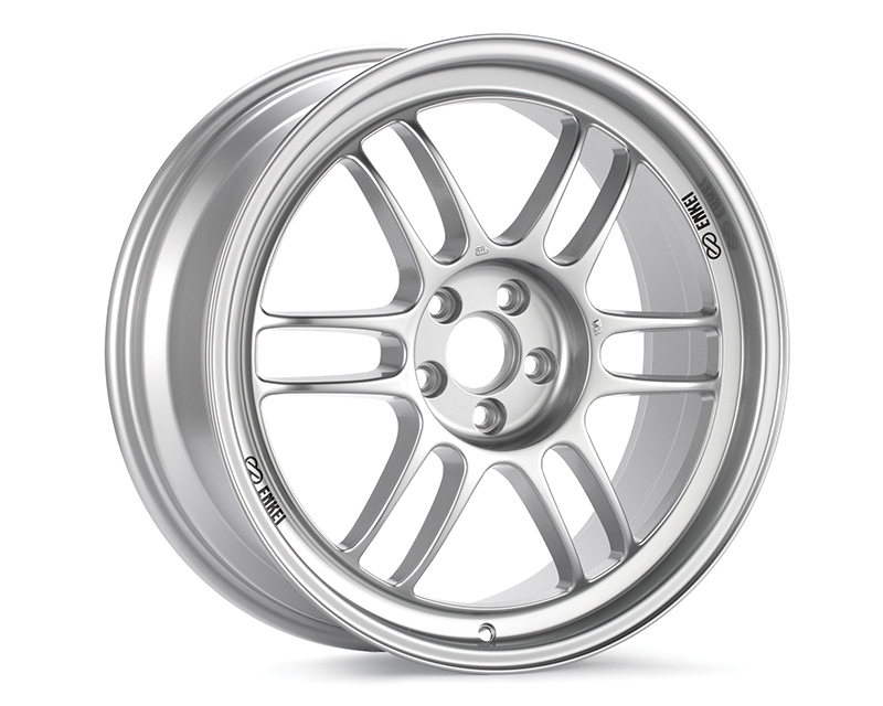 Enkei RPF1 Silver Wheel 17x9.5 5x114.3 +18mm