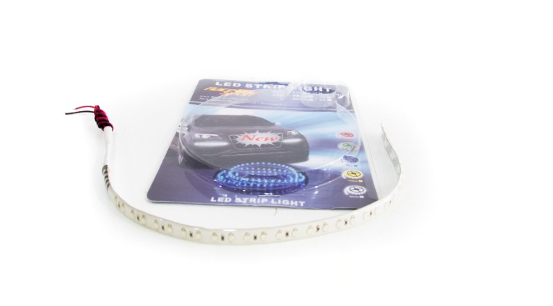 Race Sport Lighting Red 1 Foot Knight Rider Self-Switching LED Strip - RS-30CM30SMD-R