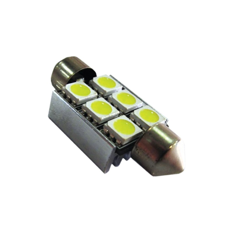 Race Sport Lighting White 36mm 5050 Canbus LED Individual - RS-36MM-5050CAN-W