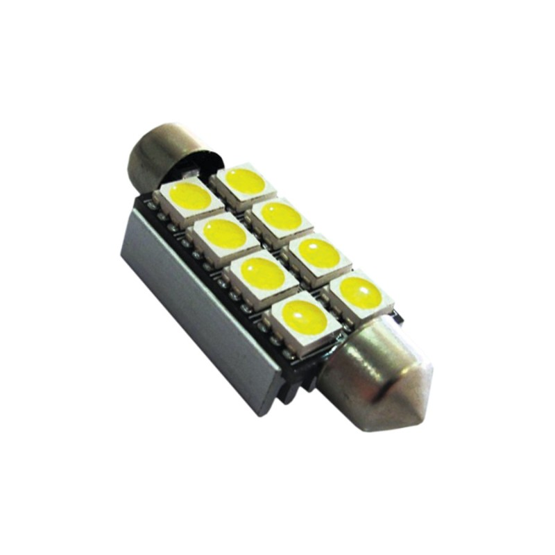 Race Sport Lighting Blue 42mm 5050 Canbus LED Individual - RS-42MM-5050CAN-B
