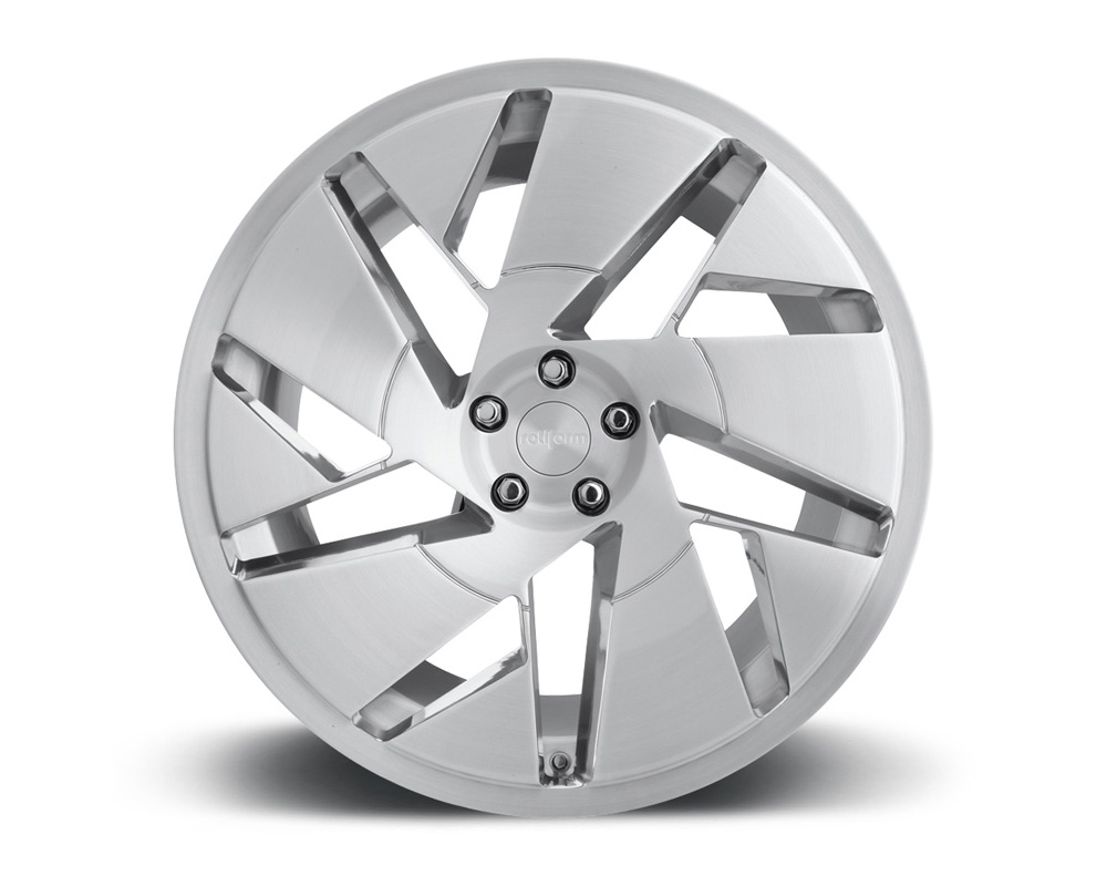 Rotiform RSC 2-Piece Forged Welded Flat Wheels - RSC-2PCFORGED-FLAT