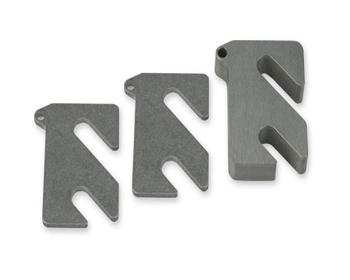 RSS 1mm Alignment Shims For 2 Piece Control Arms Porsche 911 | Boxster | Cayman 98-16 - 30014