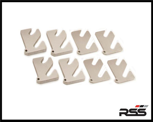 RSS 11mm Alignment Shims For 2 Piece Control Arms Porsche 911 | Boxster | Cayman 98-16 - 30074