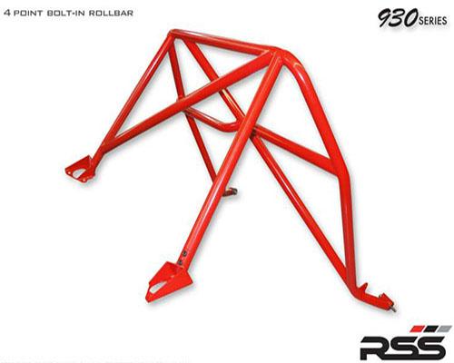 RSS 930 Series Standard Rollbar-Raw Porsche 911 99-11 - 930/00