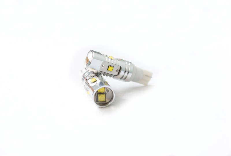 Race Sport Lighting Blast Series T10 Hi Power Cree White Auto Led Replacement Bulb