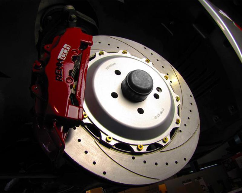 RENNtech Performance Brake Package 3 Mercedes-Benz CLS63 C218 11-13 - RT-CLS63-BRKPKG-3