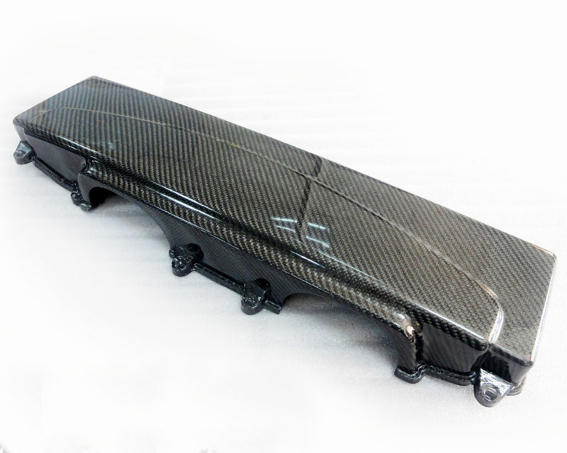 R-Tuned Carbon Fiber Air Box Cover V2 Audi R8 06-14 - RTAU002ABC2
