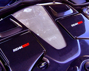 RennTech Stage 2 Power Package Ferrari 360 Modena 99-05