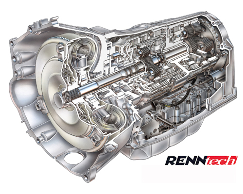 RennTech Transmission Upgrade Mercedes-Benz CLK 02-10 - 27.722.9.7S