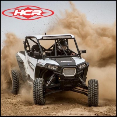 HCR Racing 4Pc Set Dual Sport EOM Replacement Front A-Arms Polaris RZR XP 1000 - RZR-05300-1