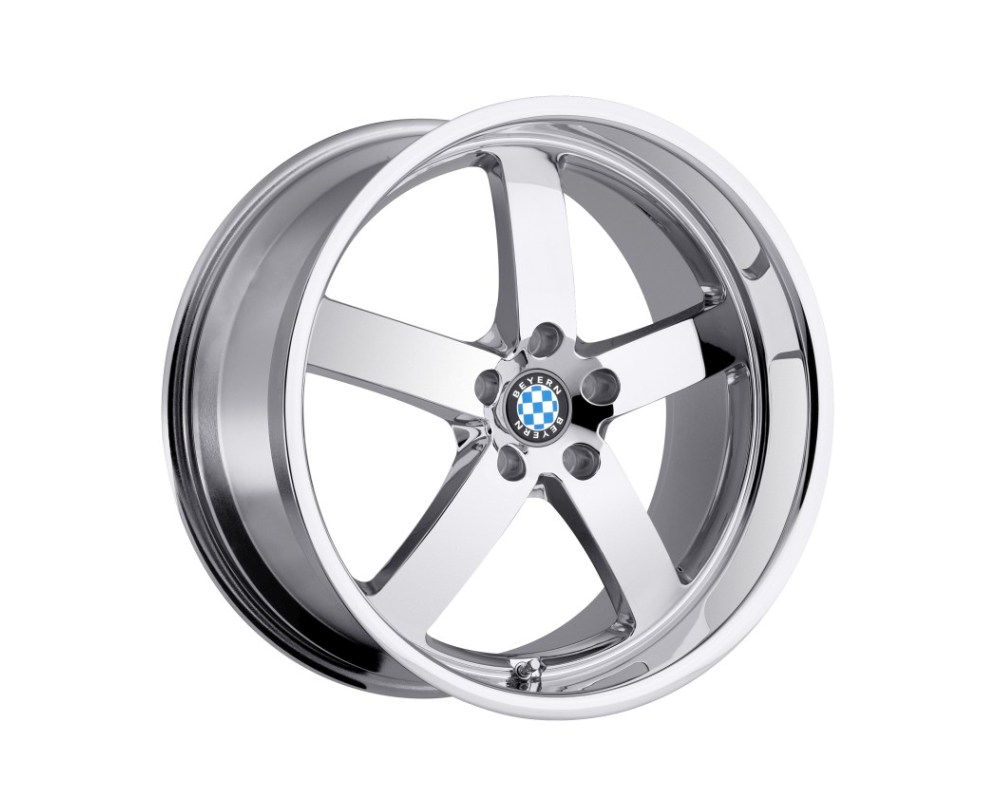 Beyern Rapp Wheel 18x9.5 5x120 45mm Chrome - 1895BYR455120C72