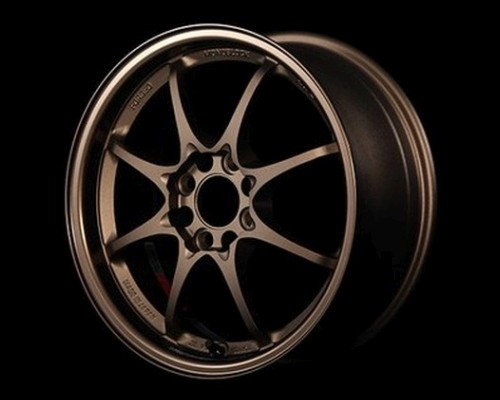 Volk Racing CE28N 8-Spoke Wheel 15x5.5 4x100 45mm Bronze - WV2BA45AA