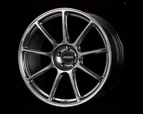 Volk Racing GT090 Wheel 21x12 5x114.3 25mm Brightening Metal Dark - WK09B825EME