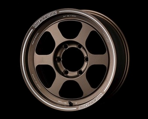 Volk Racing TE37XT Wheel 17x8.5 5x127 16mm Bronze - WVDTP16VA