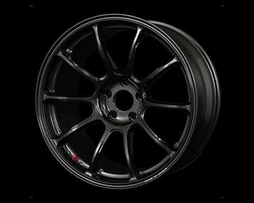 Volk Racing ZE40 Wheel 18x10.5 5x114.3 15mm Diamond Dark Gunmetal - WKZAC15EDX
