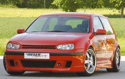 Rieger Eyelid Set Volkswagen Golf IV 99-05 - R 59010