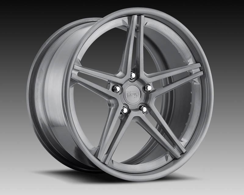 Niche Wheels 3-Piece Series A340 Roma 21 Inch Wheel - 3PCROMA21