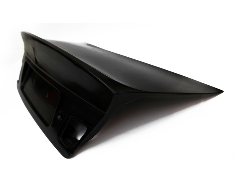 Status Gruppe SCZA CSL Style Trunk Lid FRP With Light Kit BMW 3-Series E46 Coupe 00-06 - SGTE46CCSLTFRPL