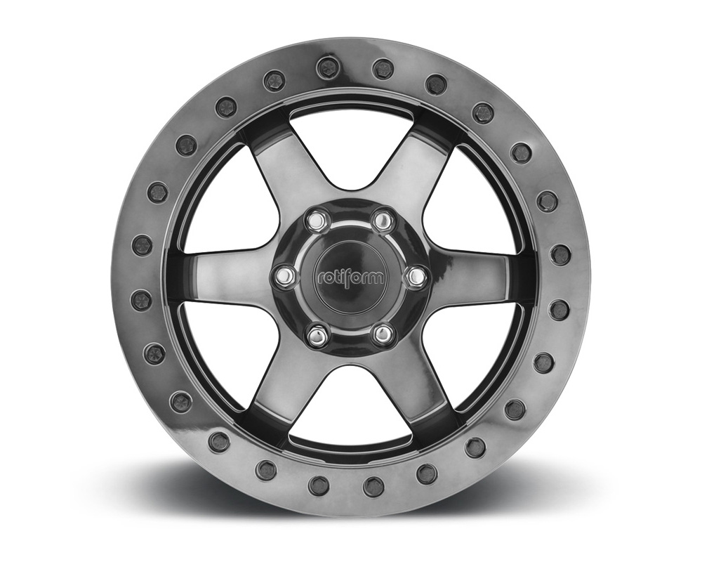 Rotiform SIX-OR 2-Piece Forged Concave Wheels - SIXOR-2PCFORGED-CONCAVE