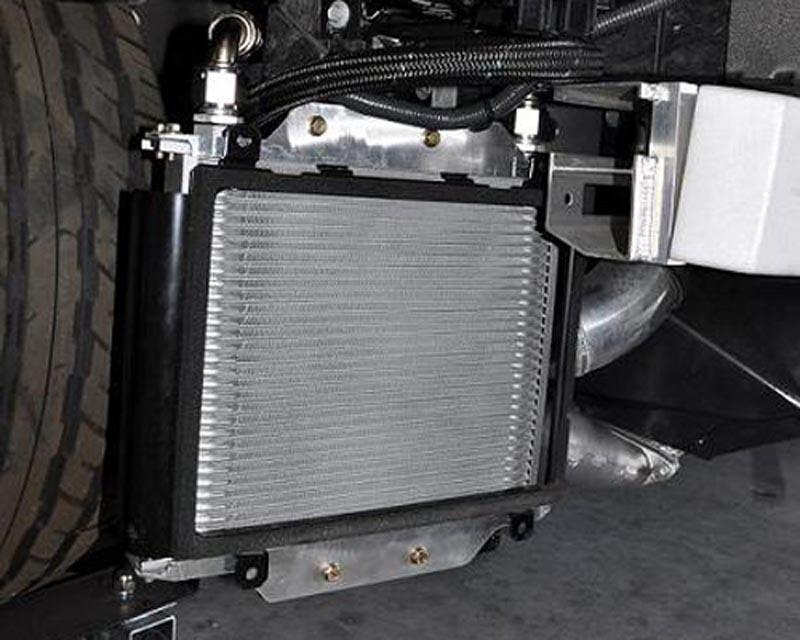 Boost Logic Oil Cooler Kit Nissan GT-R R35 09-20 - 02010401