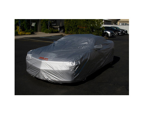 Image of SLP Performance Car Cover with SLP Performance Logo Chevrolet Camaro 10-13