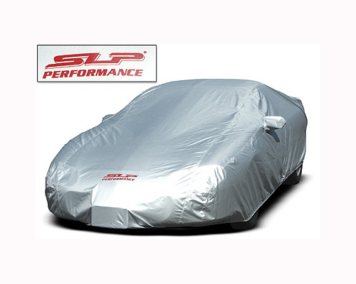 Image of SLP Performance Car Cover Performance Logo Chevrolet Camaro 93-02