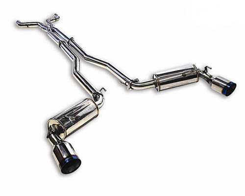 ARK Stainless DT-S Exhaust w/X-Pipe Chevrolet Camaro 3 6L V6 10-13