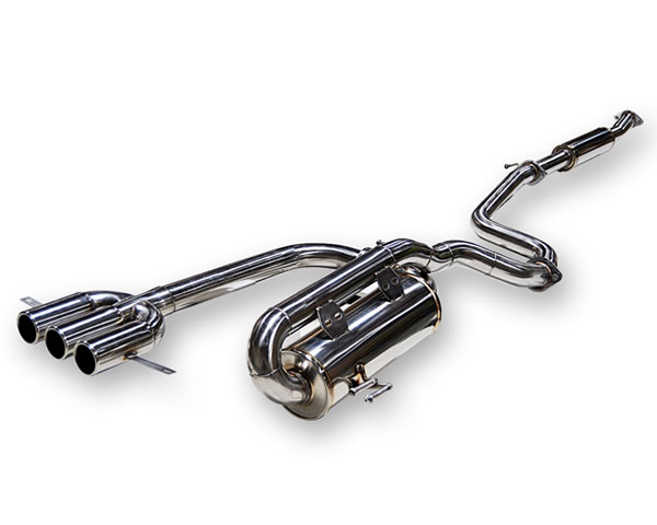 ARK Stainless DT-S Catback Exhaust Hyundai Veloster 1.6L Non-Turbo 12-13 - SM0703-0112D