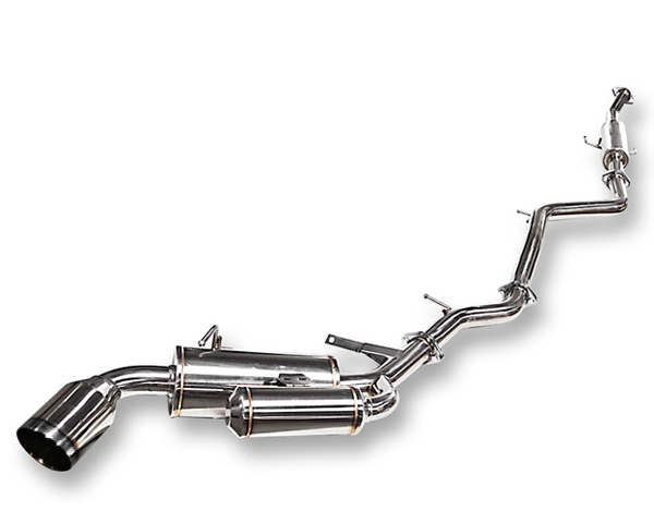 ARK Stainless GRIP Catback Exhaust w/Polished Tip Scion tC 11-13 - SM1201-0110G