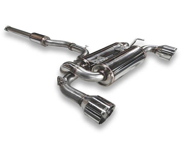 ARK Stainless DT-S Catback Exhaust Mitsubishi Evolution X 08-13 - SM1801-0103D