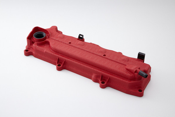 SPOON Sports Engine Valve Cover Red Honda CRZ 11-13 - 12310-GE8-R00