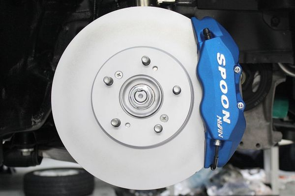 SPOON Sports Brake Rotor|Front Type A Honda CRZ 11-13 - 45251-5H11416