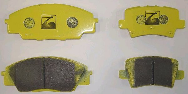 SPOON Sports Brake Pad|Front Honda Civic Type R FN2 Hatchback (EU) 07-11 - 45022-FN2-000