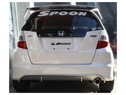 SPOON Sports Rear wing|Rear Spoiler Honda Fit GE6-9 09-13 - 68800-GEA-000