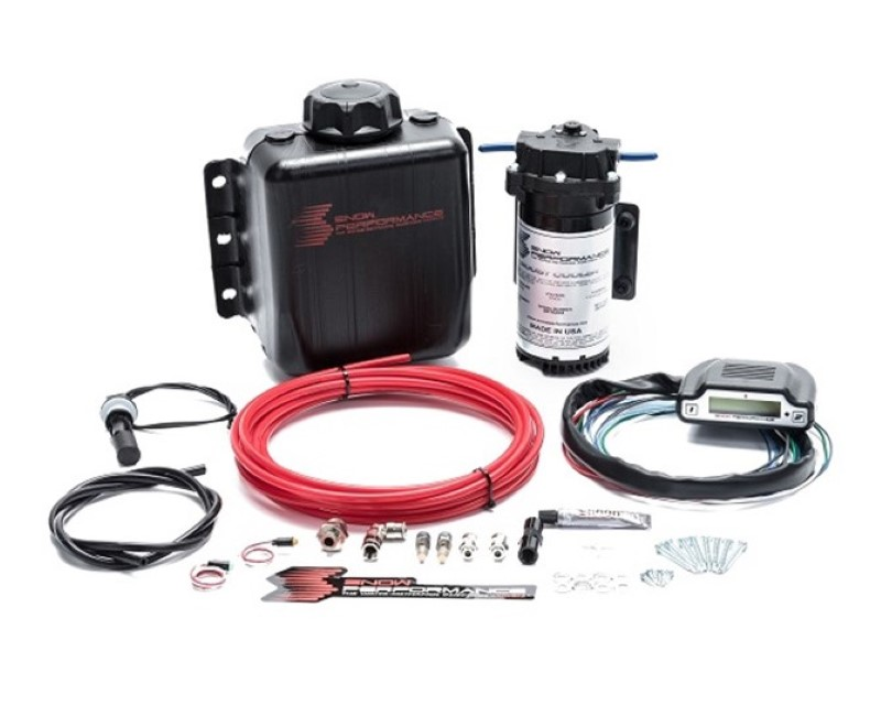 Snow Performance Stage 3 Boost Cooler EFI 2D Map Progressive Water-Methanol Injection Kit - SNO-310