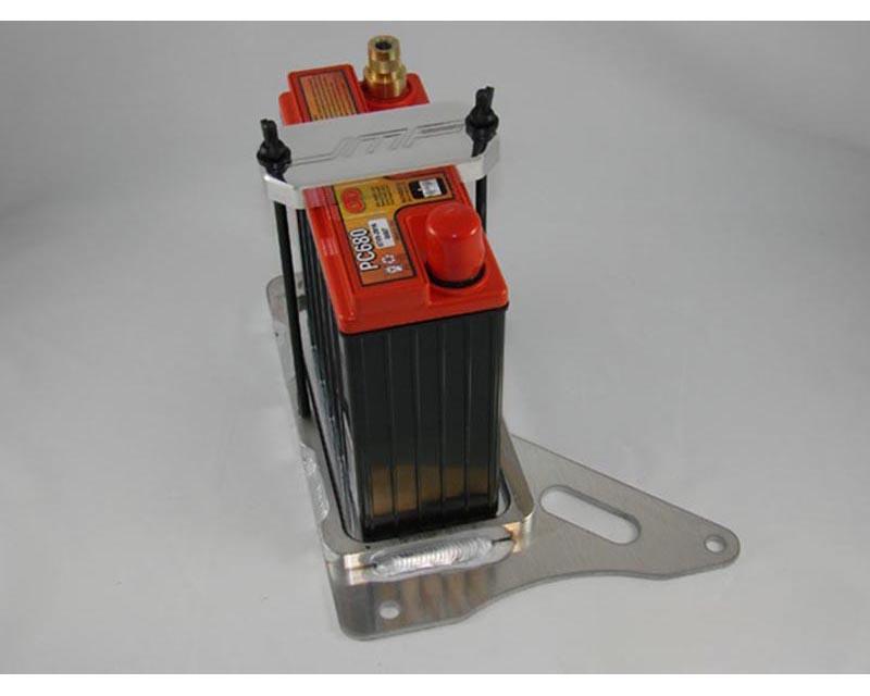 JM Fabrications Aluminum PC680 Small Battery Kit Dodge Neon SRT4 03-05 - SRT4-BATKIT-00