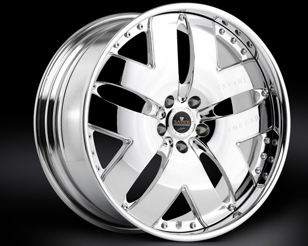 Savini Wheels Signature Series SV06 22x9