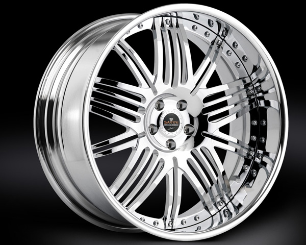 Savini Wheels Signature Series SV52 19x9.5