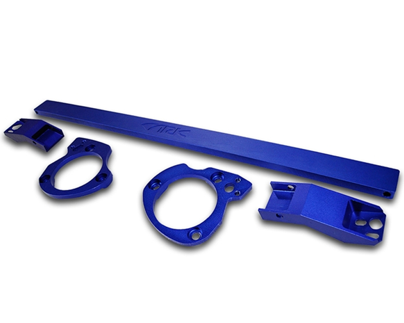 Image of ARK Blue Front Strut Bar Hyundai Veloster Turbo All Models 12-14